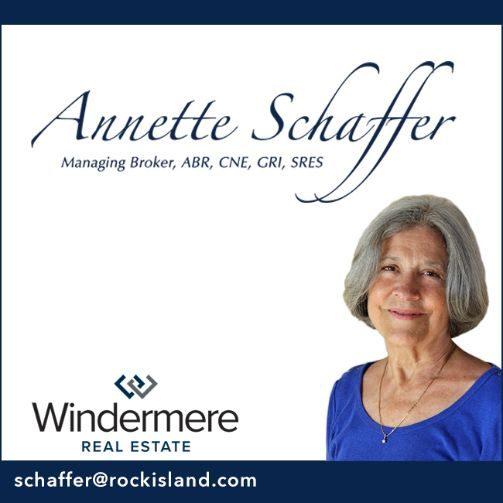 Annette Schaffer Windermere Real Estate San Juan Islands