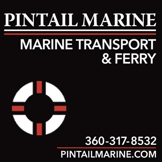 pintail marine transport and ferry san juan islands kevin and kendra martin