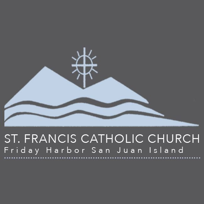 st francis catholic church friday harbor san juan islands